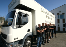 Stoarge Cornwall Removals